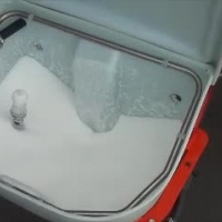 Kuhn Venturi præparatfylderen - 35L tør pulver på 1:15 min. video