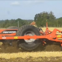 KUHN performer 400 video