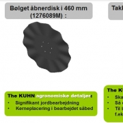 KUHN Aurock - 2 muligheder i åbnerdisk