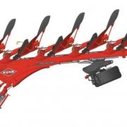 KUHN Vari Master L med sidemonteret landhjul